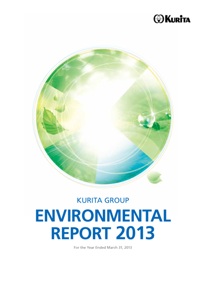 Kurita Group Environmental Report 2013
