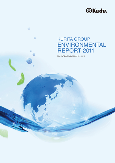 Kurita Group Environmental Report 2011